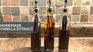 Let's talk about Homemade Vanilla Extract