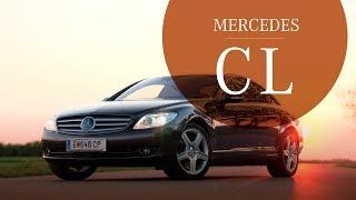 Mercedes CL500 - Luxus für kleines Geld