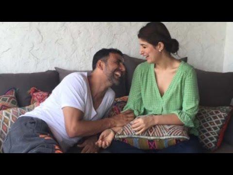 Aww! Akshay Kumar And Twinkle Khanna's Love Over Internet | Bollywood News
