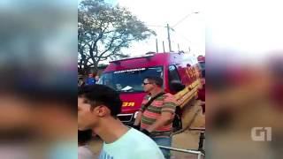 Casal morre em queda de avião na zona norte de Sorocaba  São Paulo  Sorocaba e Jundiaí  G1