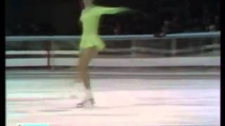 Peggy Fleming - 1968 Olympics - FS