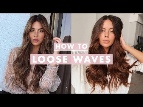 How To: Negin Mirsalehi Hair Tutorial