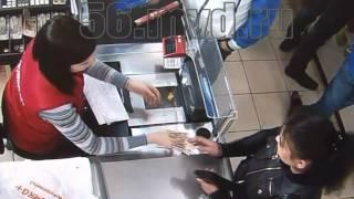 Обман кассира в Бугуруслане