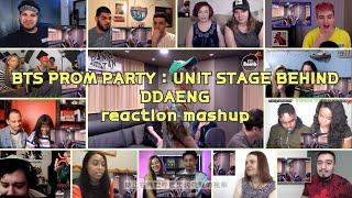 Download lagu [BTS] Prom Party : Unit Stage Behind - Ddaeng #BANGTAN_BOMB|reaction mashup