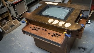 Building a Custom Arcade Cabinet, Part 5