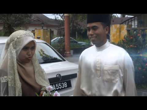 Irfan Makki - Mabrook | Majlis Walimatul Urus Zhafri Nazmi & Sumayyah Hasbullah