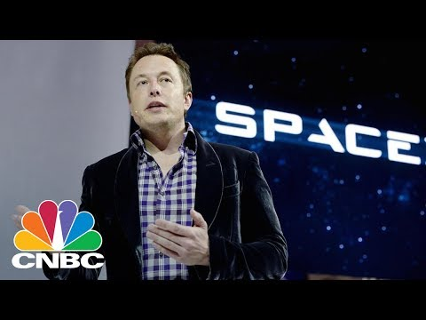 Elon Musk Says SpaceX