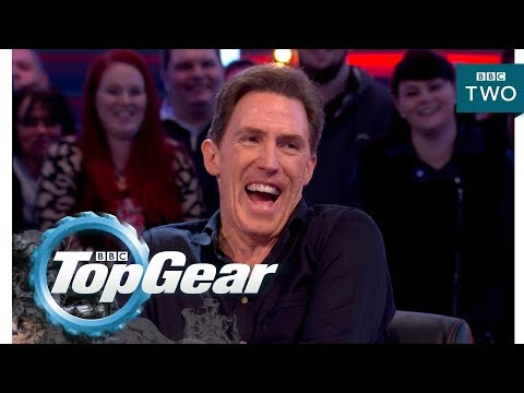 Rob Brydon tackles the Top Gear track - Top Gear - BBC Two