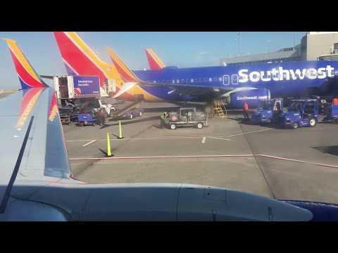 Southwest Flight from Denver to Kansas City