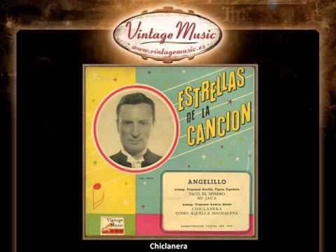 Angelillo - Chiclanera (VintageMusic.es)