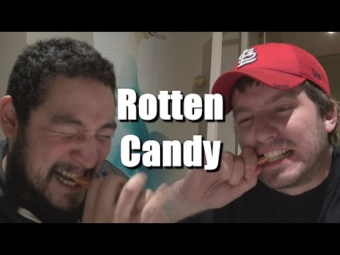 Rotten Candy - Swedish Creature Adventures