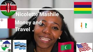 Money and Travel -How to Save Money when travelling