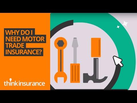 Motor Trade Insurance Brokers - Why Do I Need Motor Trade Insurance? | Think Insurance