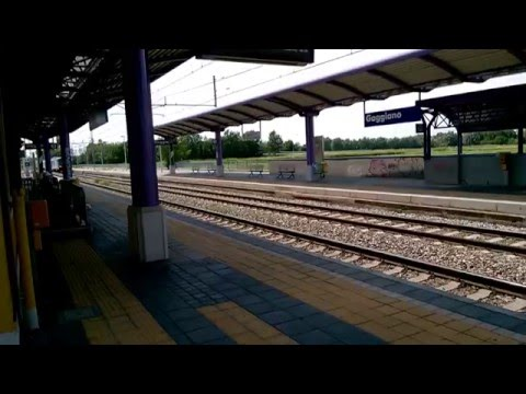 Treno reg per milano porta genova youtube - Milano porta genova treni ...