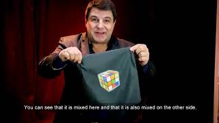 BLUFFF (Rubik's Cube) by Juan Pablo Magic  - www.lepetitmagicien.com