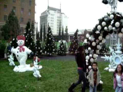 Christmas at the Fresno Metropolitan Museum