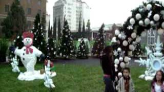 Christmas at the Fresno Metropolitan Museum
