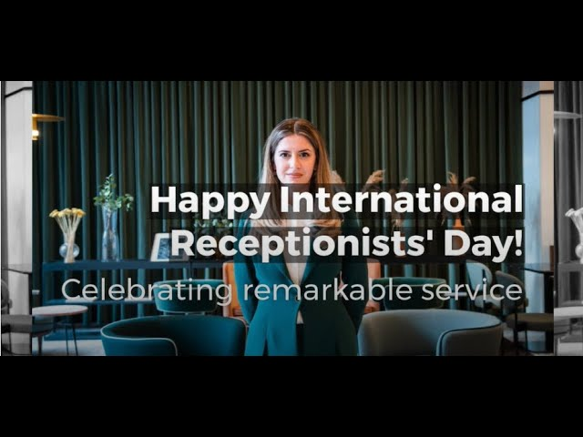 Acuity Celebrates International Receptionists' Day