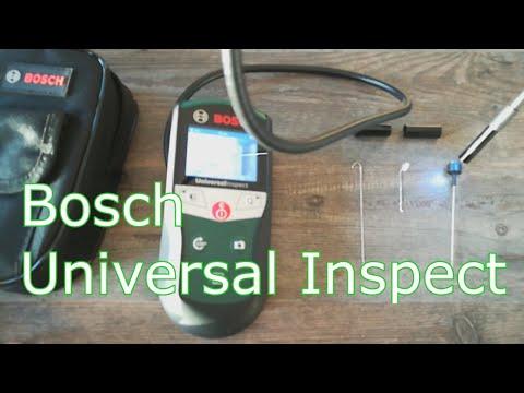 Comment utiliser une caméra d'inspection ?