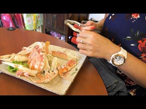 Street food in Taiwan 4K