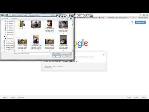 Google'ye Resim Nasıl Atılır %100 Çalışıyor