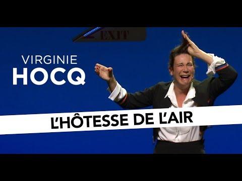 Virginie Hocq - L'hôtesse De L'air