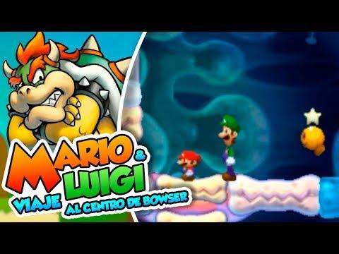 ¡Mini Mario! -  #05 - Mario & Luigi Viaje al centro de Bowser (3DS) DSimphony