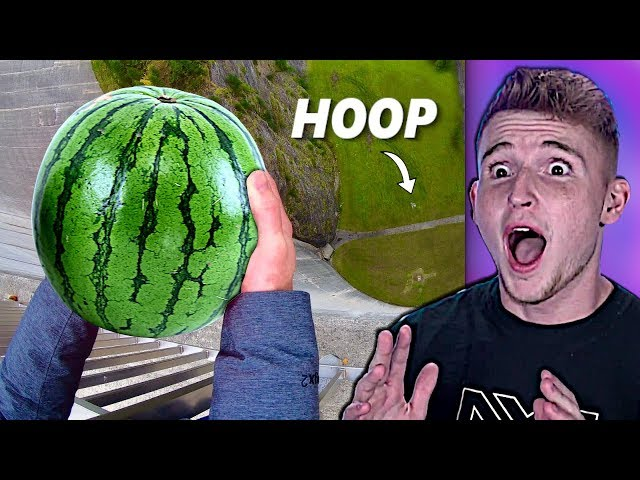 The Most MIND BLOWING Trick Shot Of All Time..