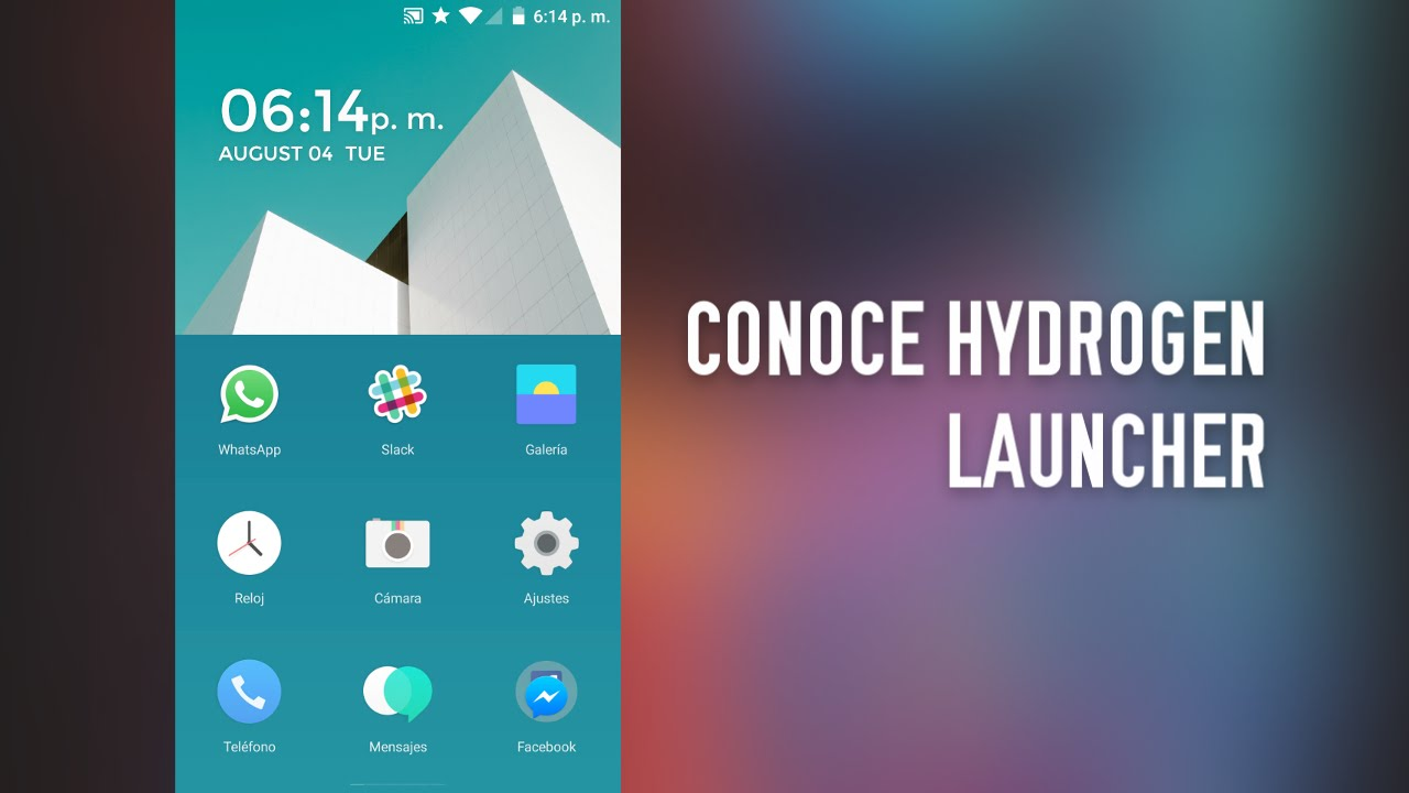 APP][PORT] Hydrogen OS - Launcher (No root … | Android