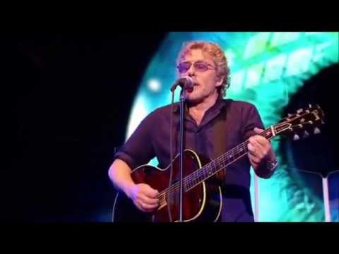 The Who - Behind Blue Eyes (Glastonbury Festival 2015)