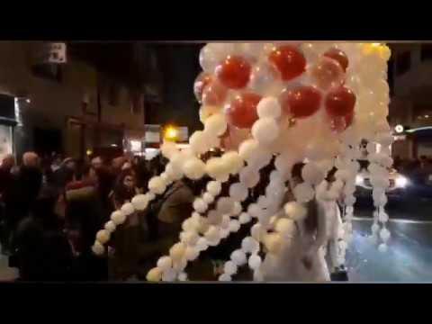 Los Reyes Magos reparten ilusión por Lugo