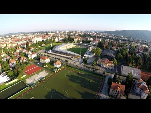 Nogometni klub Maribor - Stadion Ljudski Vrt    (RC-AVTI)