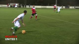 AFC Wulfrunians vs Coventry United - The Best Bits