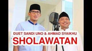 Behind The Scene Lagu Sholawat Badar Sandiaga