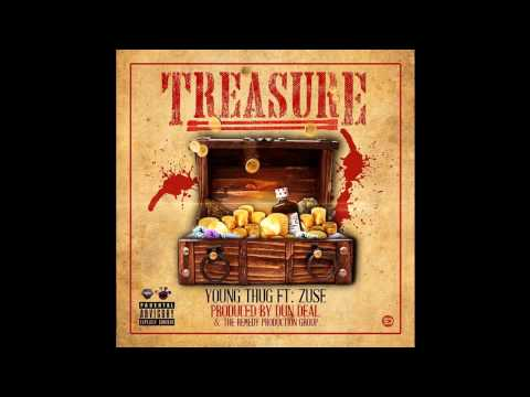 "Young Thug ft. Zuse - ""Treasure"" (Prod. by Dun Deal & The Remedy)"