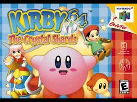 Kirby 64: The Crystal Shards Music- Above The Clouds