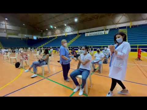 Campaña de vacunación de los jóvenes frente a la Covid-19