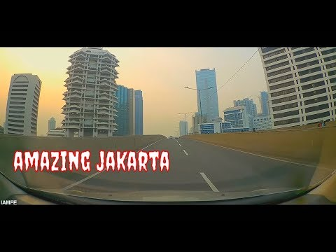 AMAZING JAKARTA..!! DOWNTOWN UNTIL MIDNIGHT