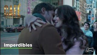 Gaviota se reencuentra con Sebastián | Café, con aroma de mujer