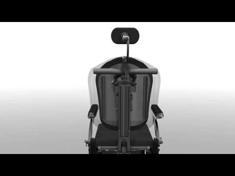 Easily Accommodates Different Backrest and Seat Sizes