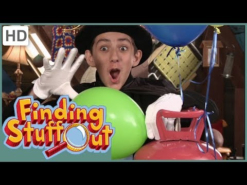 "Finding Stuff Out- ""Solids, Liquids & Gases"" Season 2, Episode 5 (FULL EPISODE)"