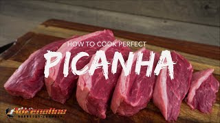 How to GRILL PICANHA on the BBQ and Slow 'N Sear!