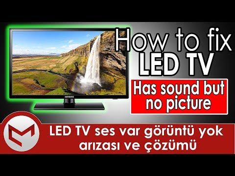 LED TV -  Panel Led tamiri