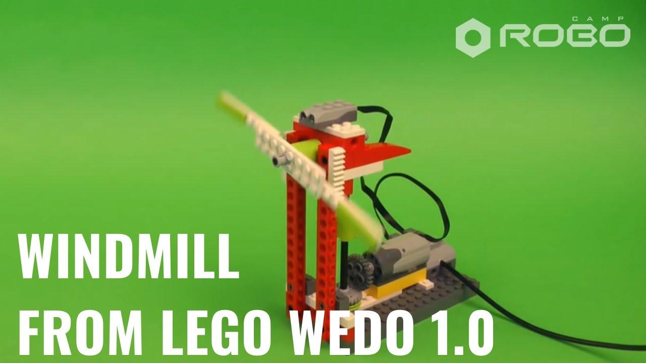 Windmill - LEGO WeDo