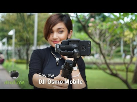 DJI Osmo Mobile Review Indonesia