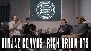 Rich Brian - Love in My Pocket (Behind the Scenes) | KINJAZ KONVOS