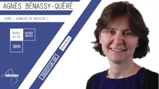 Replay de la conférence Isègoria avec Agnès Bénassy-Quéré
