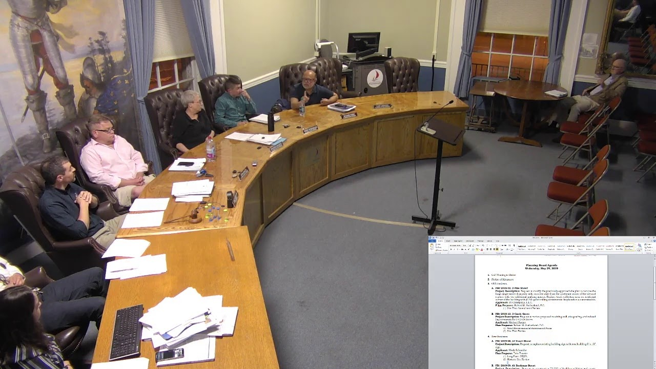 City of Plattsburgh, NY Meeting  5-29-19