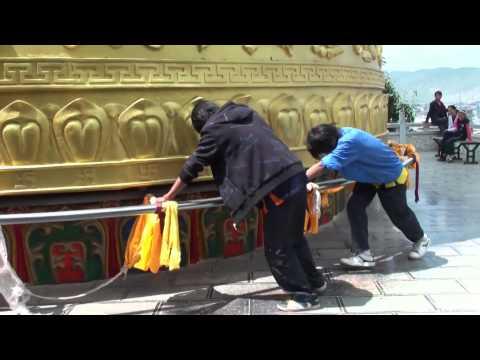 Short visit of Shangri-La/Zhongdian  (Yunnan - China)