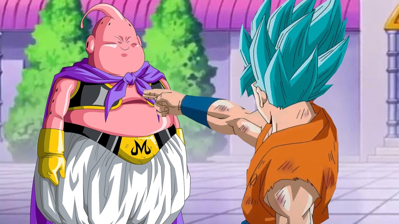 Dragon Ball Super Episode 85 Goku Vs Majin Buu Rematch The